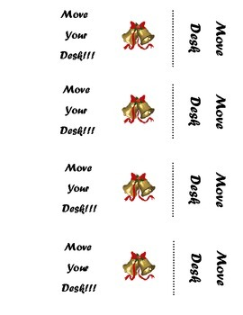 Christmas Gift Booklet