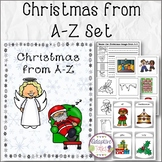 Christmas from A-Z Set