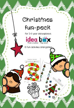 Christmas fun-pack