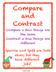 NO PREP Christmas goes Common Core (2nd - 3rd)