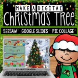 iPad Christmas Activities for Math & Writing