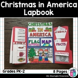 Christmas in America Lapbook for Early Learners - Christmas Around the World