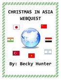 Christmas in Asia Webquest