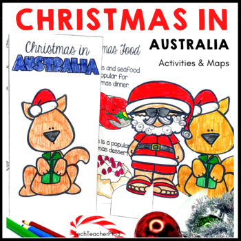 Christmas In Australia Food.Christmas Around The World Australia Maps Flags Facts By