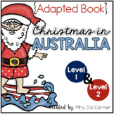 Christmas in Australia Adapted Books | Christmas Around th
