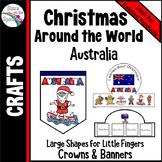 Christmas in Australia Crafts