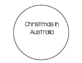 Christmas in Australia Interactive Reader