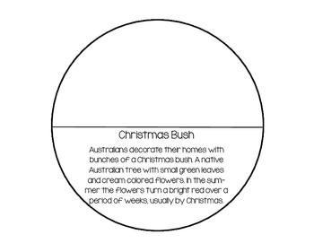 Christmas in Australia Interactive Reader
