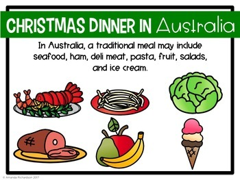 Christmas in Australia Powerpoint and Digital Resource with Google Slides™