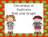 Christmas in Australia Roll and Graph
