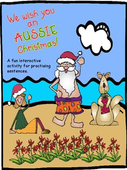 Christmas in Australia - Verbs