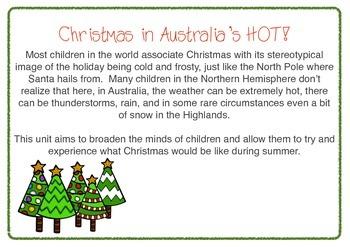 Christmas in Australia's Hot