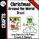 Christmas in Brazil Crafts
