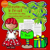 Christmas in Brazil: Non-fiction Reading Comprehension Pas