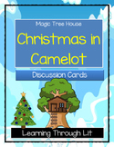 Magic Tree House CHRISTMAS IN CAMELOT - Discussion Cards