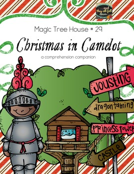 Christmas in Camelot MTH # 29 {a comprehension companion}