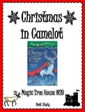 Christmas in Camelot Unit: Comprehension, Vocabulary, Sequencing, and more!