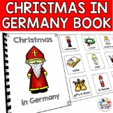 Christmas in Germany Adapted Book for Special Education
