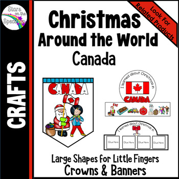 Christmas in Canada Crafts