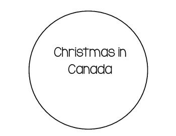 Christmas in Canada Interactive Reader