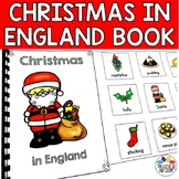 Christmas in England Adapted Book for Special Education
