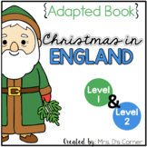 Christmas in England Adapted Books | Christmas Around the World Readers
