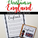 Christmas in England - Christmas Around the World Paper Bag Book