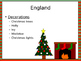 Christmas in England PowerPoint