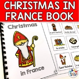 Christmas in France Adapted Book for Special Education