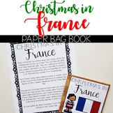 Christmas in France - Christmas Around the World Paper Bag Book