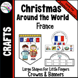 Christmas in France Crafts