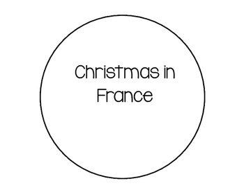 Christmas in France Interactive Reader