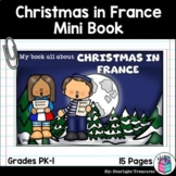 Christmas in France Mini Book for Early Readers - Christma