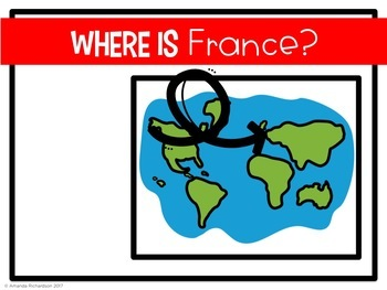 Christmas in France Powerpoint and Digital Resource with Google Slides™