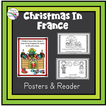 Christmas in France Reader (Christmas Around the World Booklet)