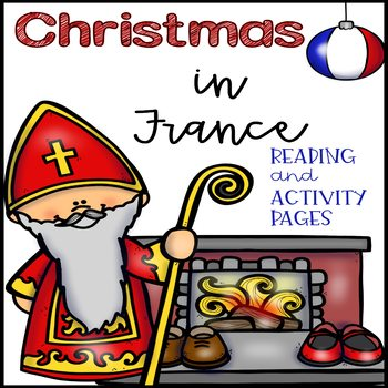 Christmas in France Reading and Activities