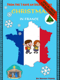 Christmas in France Teaching Activity Bundle
