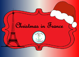Holidays Around The World- Christmas in France Unit