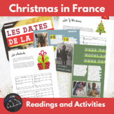 Christmas in France - magazine and activities - Noel en France
