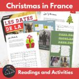 Christmas in France - magazine and activities - Noel en France