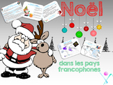 Christmas in French speaking countries interactive activities