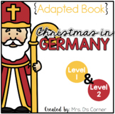Christmas in Germany Adapted Books   Christmas Around the World Readers