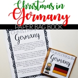 Christmas in Germany - Christmas Around the World Paper Bag Book