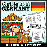 Christmas Around the World - Germany Differentiated Mini Book