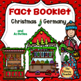 Christmas in Germany Fact Booklet and Activities
