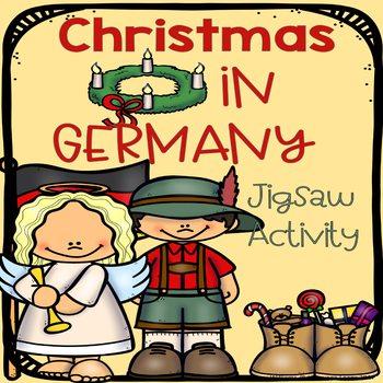 Christmas in Germany Jigsaw Activity