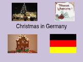 Christmas in Germany Powerpoint
