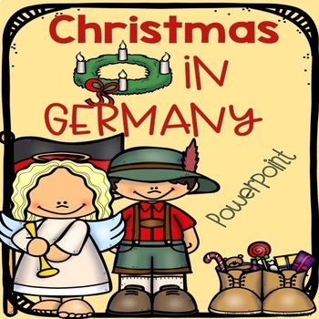 Christmas in Germany Powerpoint Presentation