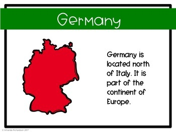 Christmas in Germany Powerpoint and Digital Resource with Google Slides™