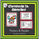 Christmas in Germany Reader (Christmas Around the World Booklet) Young Learners